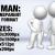Man Explaining With Friends 1 3D