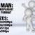 Man Explaining With Friends 3 3D