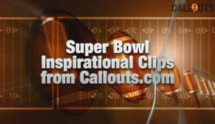 Super Bowl Inspirational Clips