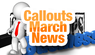 March 2013 News Open For Business