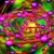 Circles Multicolored Spinning HD Video Background 0766