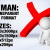 Man with Cross Sign 2 3D