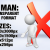 Man with Cross Sign 3 3D