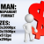 Man with Dollar Sign 1 3D