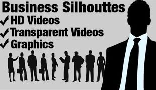 May 2013 News Business Silhouette Videos. . .
