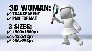 Woman Search 4 3D
