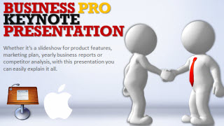 Business Pro Keynote Presentation Template