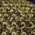 Spinning Gold Links HD Video Background 1090