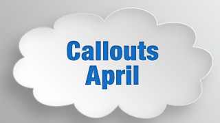 Callouts April 2014, Clouds, Camtasia Animations and Much More…