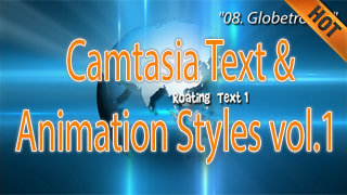 Camtasia Text and Animation Styles Vol. 1
