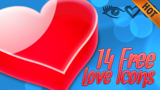 Free Love Icons/Stamps