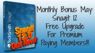Callouts May 2014, Free Snagit Upgrade, Infographic Animations. . .