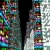 Colorful Building & City Scape Moving Video Background 1142