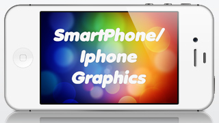Smartphone/ iPhone Graphics