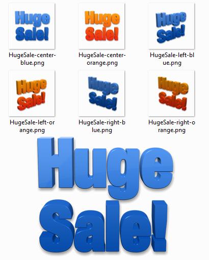 hugesale