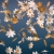 White Flowers Thrown in the Air HD Video Background 1207