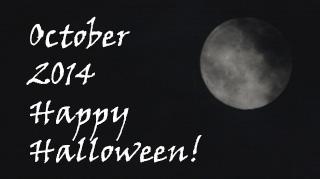 Callouts October 2014, Happy Halloween