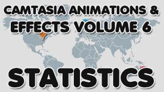 Camtasia Statistics vol. 6