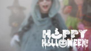 Happy Halloween Photo Overlay