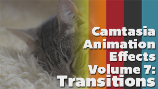 Camtasia Transitions vol. 7