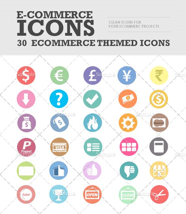 Ecommerce-Icons-Sample