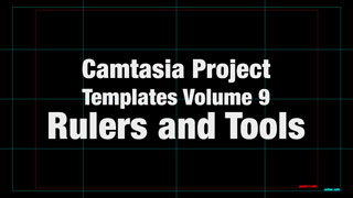 Camtasia Rulers & Cheat Sheet vol. 9