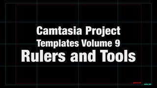 Camtasia Rulers & Cheat Sheet vol. 9