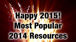 Callouts Most Popular Presentation Resources 2014