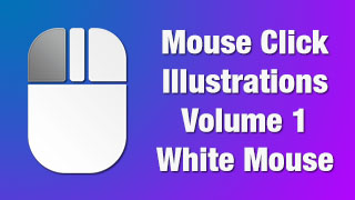 Mouse Click Illustrations 01