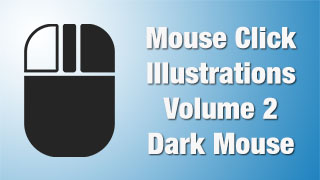Mouse Click Illustrations 02