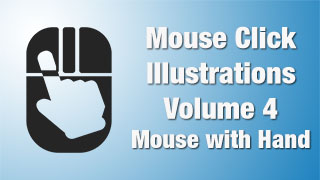 Mouse Click Illustrations 04