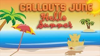 June 2015, Hello Summer