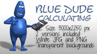 10014-BlueDude-calculating-featured