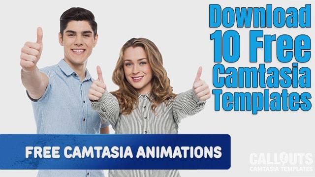 Ten Free Camtasia Animations