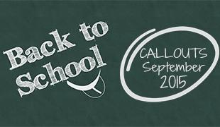 September 2015 Educational Theme