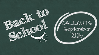 September 2015 Educational Theme