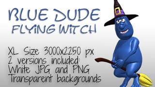 BlueDudeFlyWitchFeature
