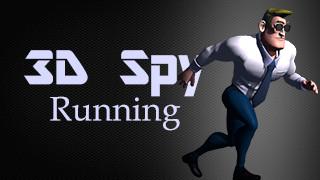 3D Spy Running