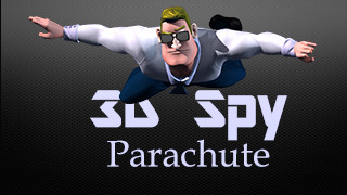 3D Spy Parachute