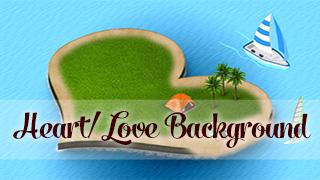 Love Island Background