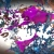 Paint Floating Video Background 1444