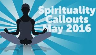 May 2016 Spirituality