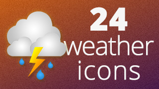 Weather Icons Transparent