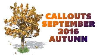 September 2016 Autumn Content
