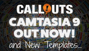 Camtasia 9 and New Camtasia Templates