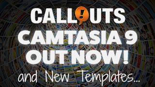 Camtasia 9 and New Camtasia Templates