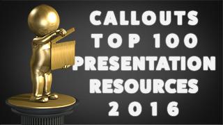 Top 100 Presentation Resources 2016