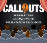 And the Oscar goes to… February Presentation Resources