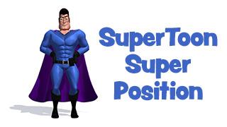 SuperToon 3D Power Position