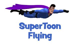 SuperToon 3D Flying